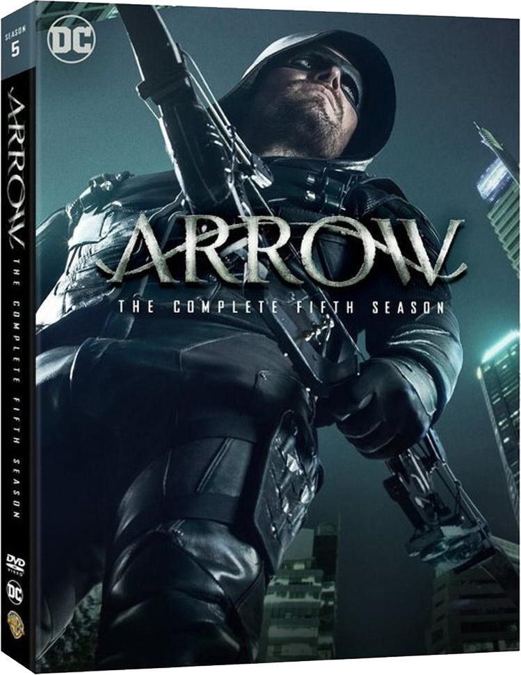 Arrow - The Complete Fifth Season region 1 cover.png