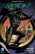 Arrow chapter 4 digital cover