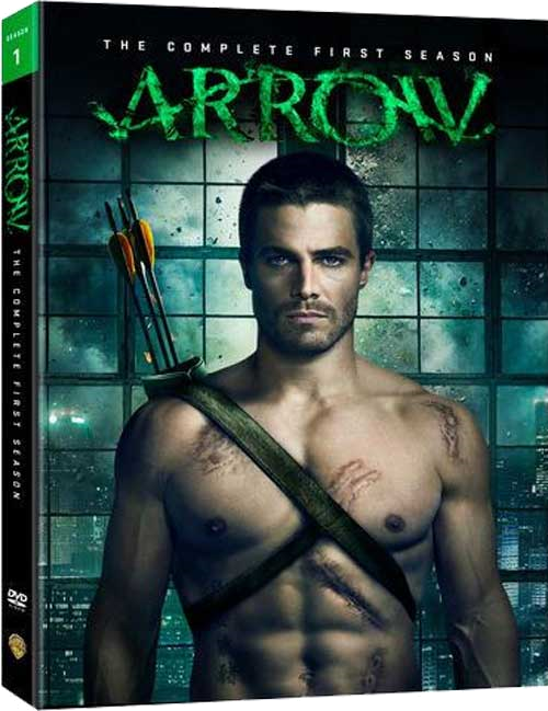 Arrow - The Complete First Season region 1 cover.png