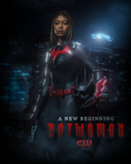 Batwoman Season 2 A New Beginning Poster
