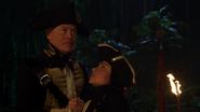 Damien pozwala Palmerowi uratować jego córkę (2)