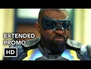 """Black Lightning 1x12 Extended Promo """"The Resurrection and the Light- The Book of Pain"""" (HD)"""