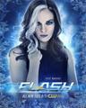 Poster promocional de Flash (T4, Nevasca)