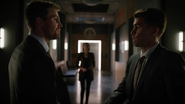 Adrian Chase and Oliver Queen talk about judge Pittson (3)