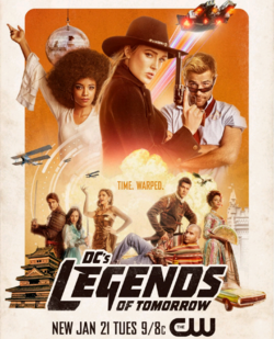 DC's Legends of Tomorrow - Time. Warped.png