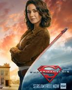 Superman & Lois Lana Lang Cushing New Promotional Image