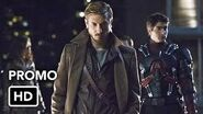 "DC's Legends of Tomorrow 1x01 Promo Trailer - S01E01 promo ""Change History"""