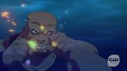 Eshu underwater