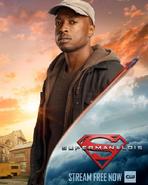 Superman & Lois Captain Luthor Promotional Image