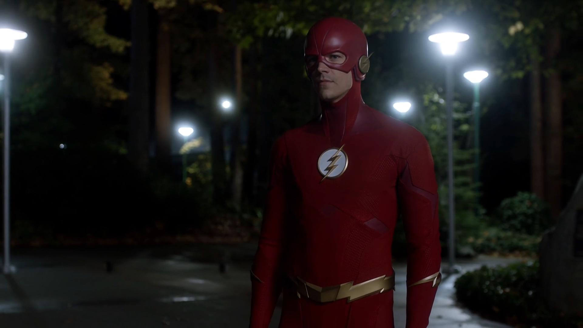 The Flash Suits Arrowverse Wiki Fandom