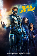 Black Lightning sezon 1 - Forces of Nature