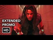 """Black Lightning 1x13 Extended Promo """"Shadow of Death- The Book of War"""" (HD) Season Finale"""