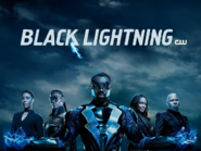 Black Lightning characters promo