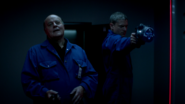 Lewis Snart and Leonard Snart fight Flash
