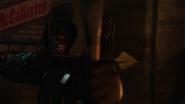 Green Arrow (Connor Hawke) meet Sara Lance (2)