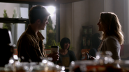 Patty Spivot and Barry Allen talk in CC Jitters (4)