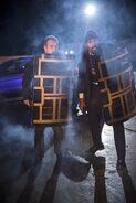 Флэш 1x10 Эдди и Джо
