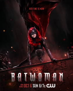 Batwoman poster - Her Time Is Now.png
