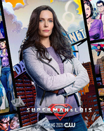 Superman & Lois, Temporada 1 - Poster de Lois Lane (DC FanDome)