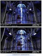 The Monitor's Maltus Laboratory concept art