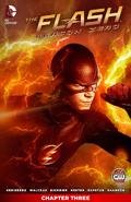 The Flash Season Zero chapter 3 digital cover