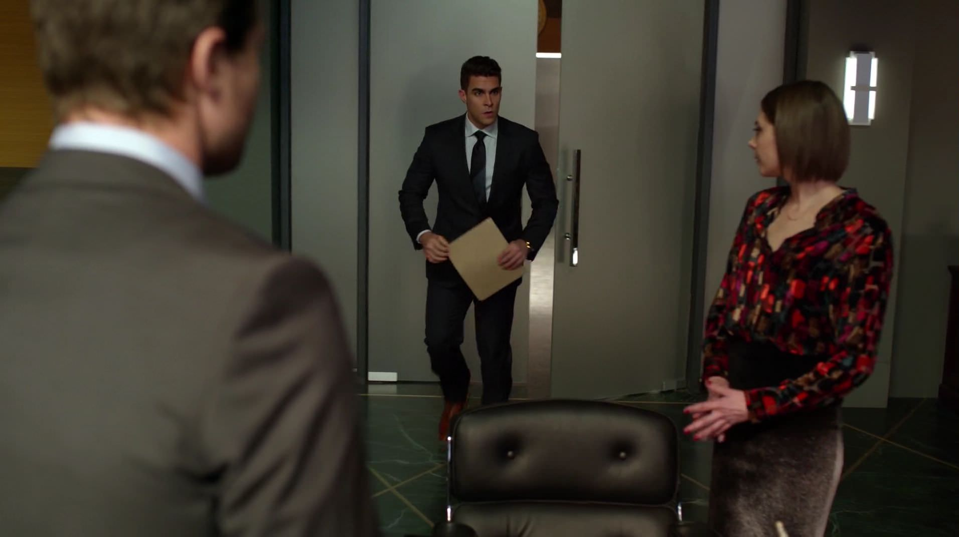 Adrian offers his resignation to Oliver in order to take full responsibility for the cover up.png
