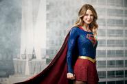 Supergirl Promotional Image