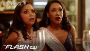 The Flash Girls Night Out Scene The CW