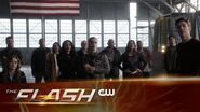 The Flash Invasion! Scene The CW