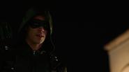 Barry Allen as Green Arrow
