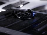 Power-dampening cuffs