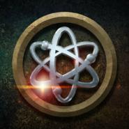 The Atom emblem