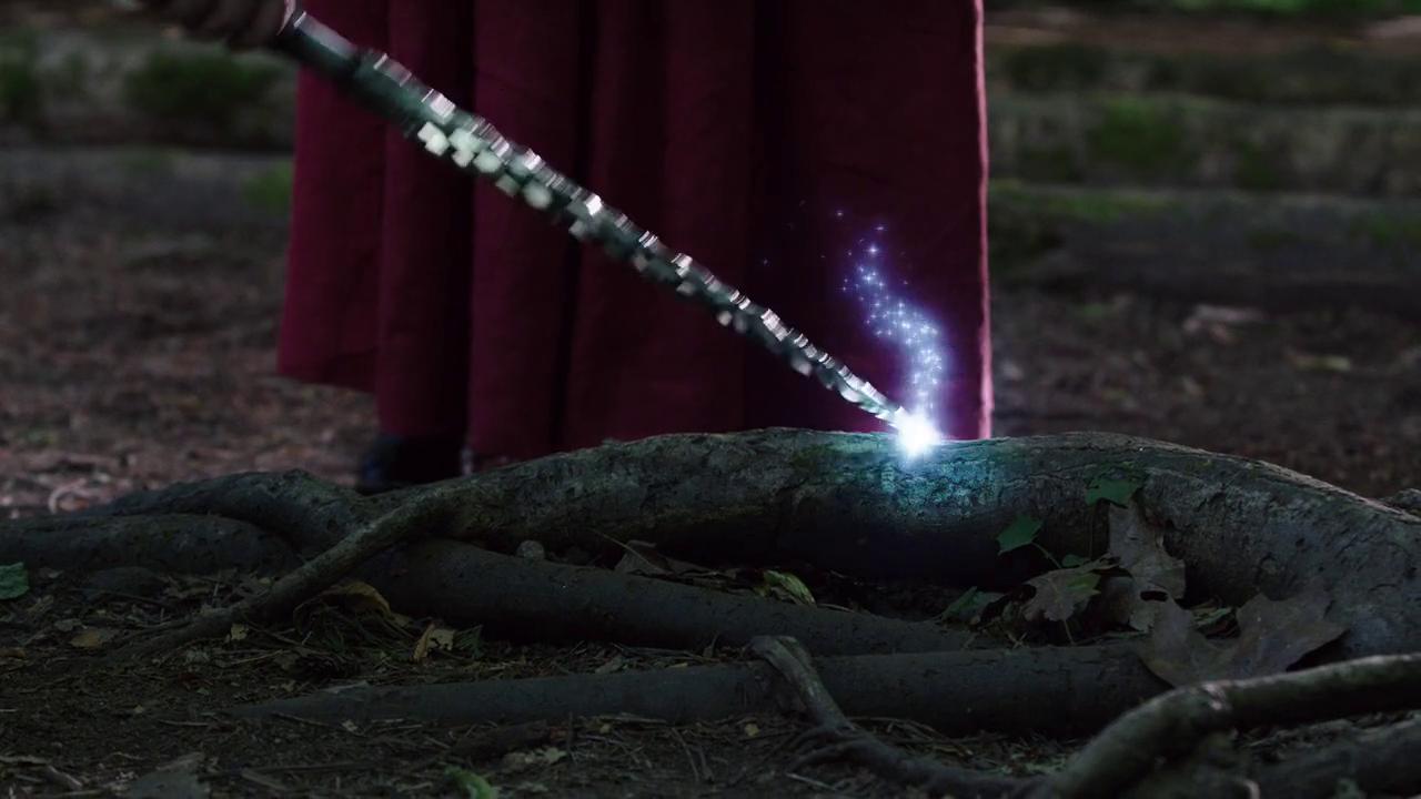 Fairy Godmother's wand (Earth-1)