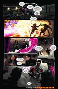 The Flash comic sneak peek - Rupture
