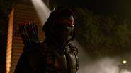 Dark Arrow zabija Strażnika (13)