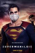 Superman & Lois, 1ª temporada - Heróis de verdade usam máscaras