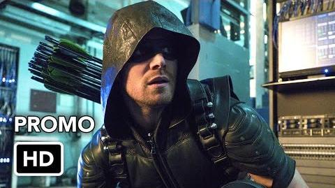"Arrow 4x12 Promo ""Unchained"""