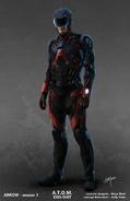 Atom concept art-front