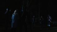 Original and New Team Arrow face off