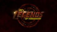 Legends of Tomorrow (Daddy Darhkest) title card