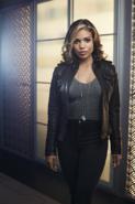 DC's Legends of Tomorrow - Kendra Saunders character portrait