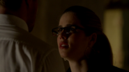 Felicity Smoak says Oliver Queen of she's probable future