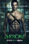 Arrow promo - Destiny leaves its mark - city background