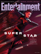 Batwoman - Entertainment Weekly cover