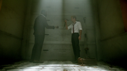 Papa Midnite working with Constantine (4)