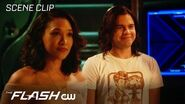 The Flash Null And Annoyed Scene The CW