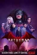 Batwoman season 2 finale poster