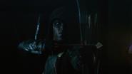 Green Arrow (Connor Hawke) heartfelt talk with Oliver Queen (1)