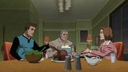 Ray podczas posiłku z rodzicami opowiada o utracie pracy (4)