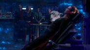 Reign restrained in Lena Luthor's custody
